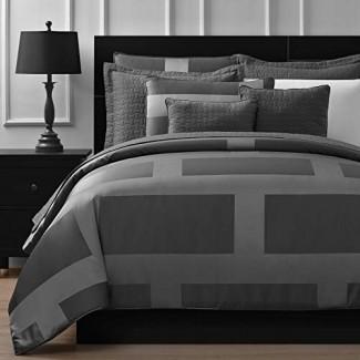 Juego de edredón de ropa de cama cómoda
