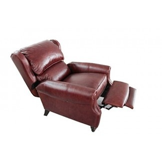 Barcalo unger Treyburn ll Silla reclinable con empuje manual Savannah Whisky Top Grain Leather