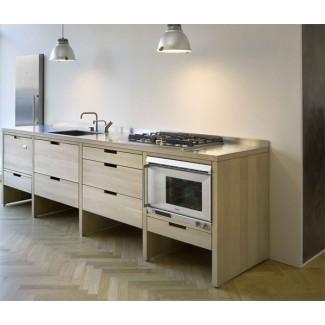 20 Madera libre Fregadero de cocina de pie   Home Design Lover