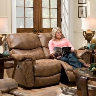 Loveseat reclinable Carolina Motion