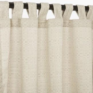 Mccafferty Outdoor Single Curtain Panels [19659078] Panel de cortina individual para exteriores Mccafferty </div> </p></div> <div class=