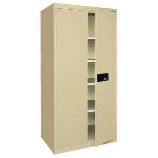 Gabinete de almacenamiento de 2 puertas