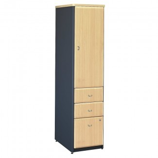 Serie A Gabinete de almacenamiento de 1 puerta
