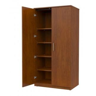 Mobile CaseGoods Gabinete de almacenamiento de 2 puertas