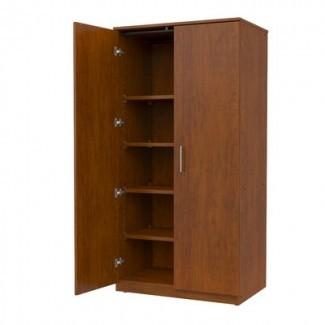 Gabinetes de almacenamiento de madera altos impresionantes # 7 Almacenamiento de almacenamiento ...