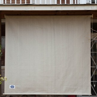 Persiana de ventana Sombrilla sombrilla Oscurecimiento de la sala de vela Persianas enrollables para exteriores