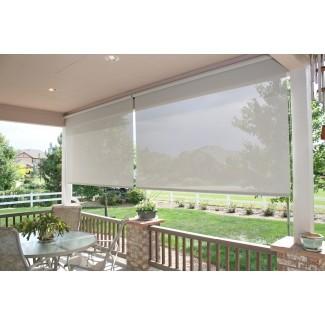 Mejore su verano con persianas exteriores