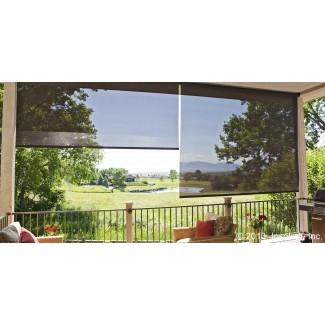 Sombrillas exteriores para patio - Bloquee el sol, no la vista