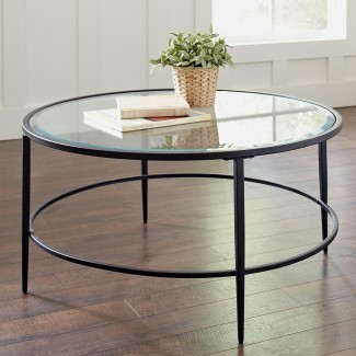 Circle Coffee Table - Elemento significativo de la ...