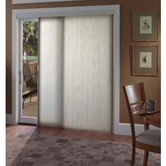 Grandes persianas de puertas corredizas de vidrio 2016