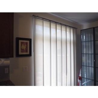 Puerta de patio: persianas de panel para puertas de patio