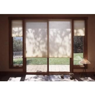 Variedad de persianas corredizas para puertas de patio - Ideas de diseño para el hogar