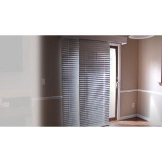 Blider Blinds Tratamientos para ventanas para puertas correderas.