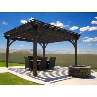 25 Comidas al aire libre fáciles de hacer Habitaciones | Marco de madera occidental