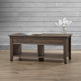 Dominic Lift Top Coffee Table