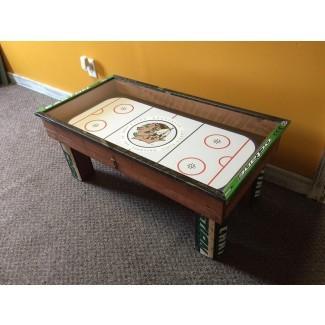 Hockey Stick Mesita de café Shadow Box - Little Champ Frames