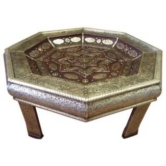 Muebles marroquíes para mesas de centro   Ideas de diseño de mesa de café