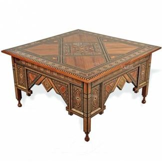 25 mejores mesas redondas marroquíes