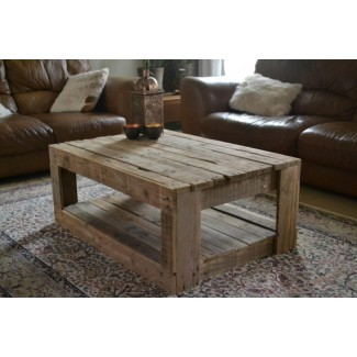 Pallet Coffee Table Gallery - Pallet Furniture Online