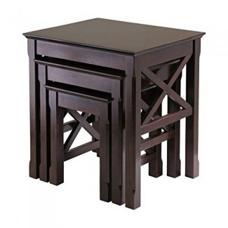 Winsome Wood 40333 Xola Ocasional Table Cappuccino
