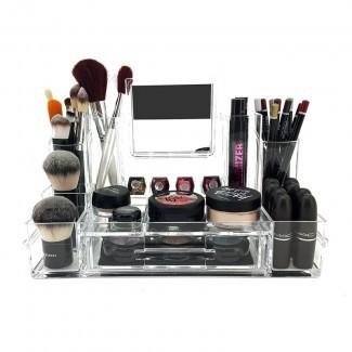 Organizador cosmético de maquillaje Alexa OnDisplay