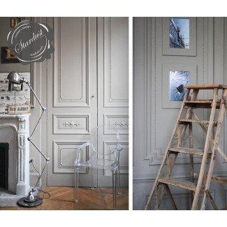 diseño interior moderno: sillas Louis-Ghost, todos los colores