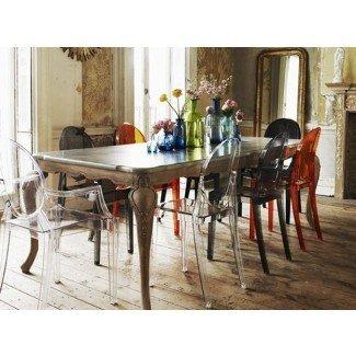 Diseño clásico: Philippe Starck Louis Ghost Chair | blog ...