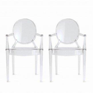 54 Awesome Louis Ghost Armchair - sillón 2018 - sillón
