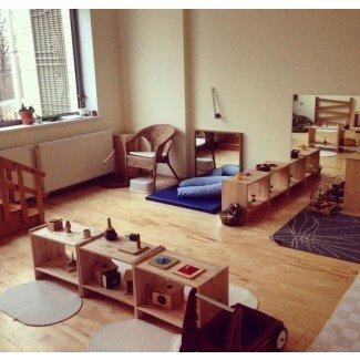 Las mejores 25+ ideas de habitaciones para niños Montessori en Pinterest ...