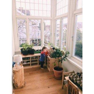 17 Mejores ideas sobre el dormitorio Montessori para niños pequeños en ...