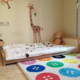Las mejores 25+ ideas de habitaciones Montessori en Pinterest | Toddler ...