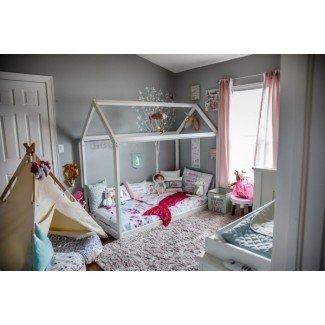 Por qué elegimos una habitación de estilo Montessori para nuestros niños pequeños