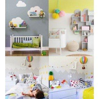 Más de 25 mejores ideas sobre habitaciones para bebés Montessori en Pinterest ...