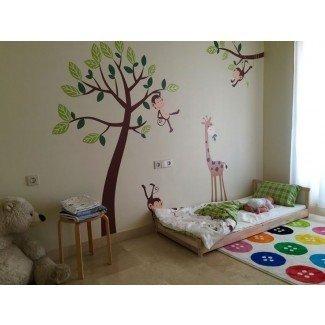 17 mejores ideas sobre las habitaciones para bebés Montessori en Pinterest ...