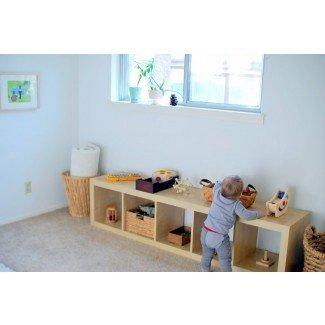 Pasos sencillos para crear una habitación para niños Montessori - Jenni