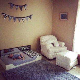 Las mejores 25+ ideas de dormitorio para niños Montessori en Pinterest ...