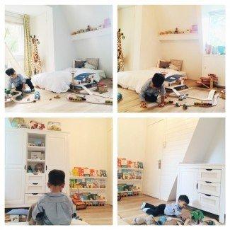 InstaDutchland- Una habitación para niños Montessori propia ...