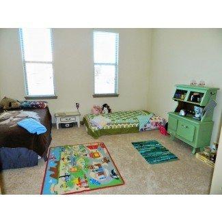 Dormitorio Montessori: duerma bien - Vida dirigida por niños