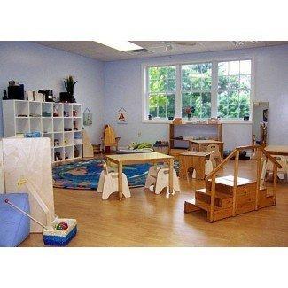 Habitación infantil Montessori ... se puede utilizar en nuestra habitación principal