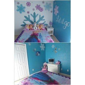 Formas fabulosas de diseñar una habitación temática congelada