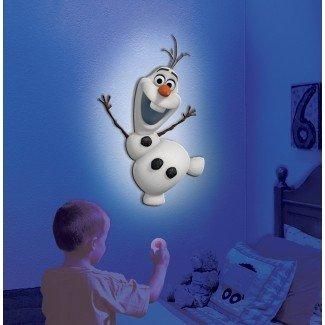 déjalo brillar: decoración de la habitación del tío milton frozen  