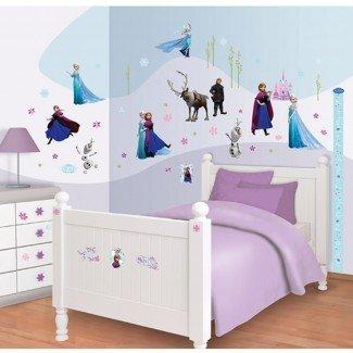 Kit de decoración de la habitación Sticker Frozen (70 buc) - stickere ...
