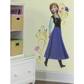 Decoración de la habitación de Disney Frozen: 11 hallazgos geniales para sobrinos y