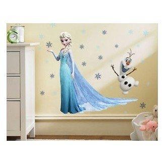 Elsa Frozen Room Decor   Diseño de interiores de automóviles