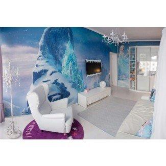 Frozen Room Decor - 10 ideas de decoración para habitaciones inspiradas en Frozen
