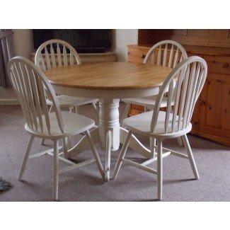 Mesa y sillas de comedor Shabby Chic baratas - Top 50