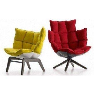 Cómoda silla para dormitorio Sofá Silla reclinable Silla perezosa ...