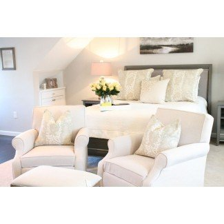 Sillas cómodas para sala de estar de dormitorio | HomesFeed