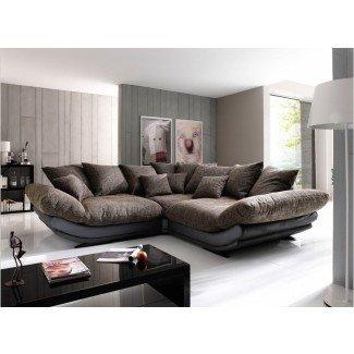 Maravilloso sofá seccional extra grande - Diseño para el hogar ...