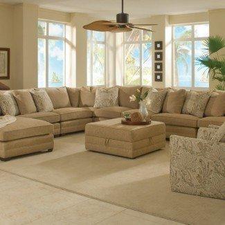 Lovely Sofás seccionales extra grandes 95 Sofá de sala de estar ...